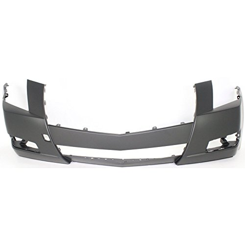 New Evan-Fischer EVA17872035374 Front BUMPER COVER Primed for 2008-2014 Cadillac CTS