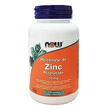 Now Zinc Picolinate Mineral Supplement