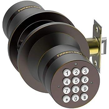 Advanced Security Turbolock Keyless Smart Lock With
