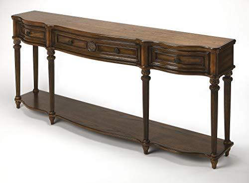 Butler 3028001 Console Table - Vintage Oak