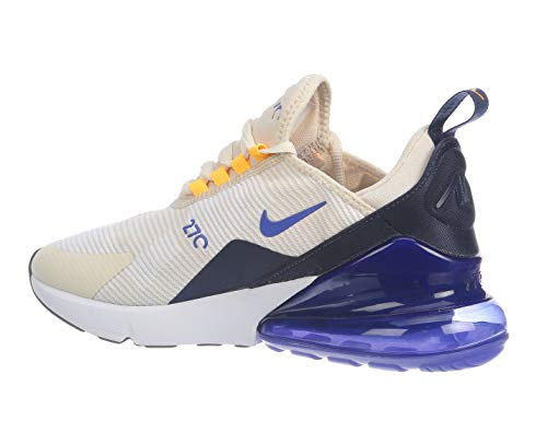 Nike Multicolore Navy Cream Violet de Chaussures Max Midnight 202 Femme Running W Light Compétition Persian 270 Air z1zqr