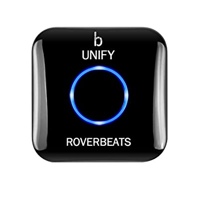 Etekcity Wireless Bluetooth 4.0 Receiver Audio Adapter (NFC-Enabled) for Sound System by Etekcity