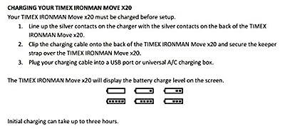 Timex® IRONMAN® Move X20 Activity Tracker