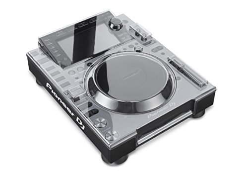 Decksaver DS-PC-CDJ2000NXS2 Pioneer CDJ-2000 Nexus 2 Polycarbonate Cover and Faceplate (Best Cdj For Traktor)