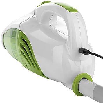 TV Unser Original 5348 - Aspiradora vertical, color verde y blanco: Amazon.es: Hogar
