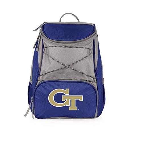Cooler Georgia Tech Yellow Jackets - NCAA Georgia Tech Yellow Jackets PTX Insulated Backpack Cooler, Navy
