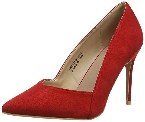 Low Red Ink Lost Bout 0055 Court Cut Femme Escarpins fermé Wide Alex Heel Mid Red Fit ApgqgnISwF