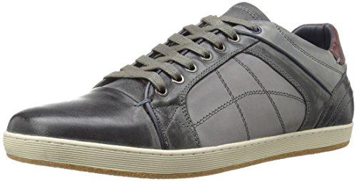Steve Madden Mens Burst Fashion Sneaker Grigio Chiaro