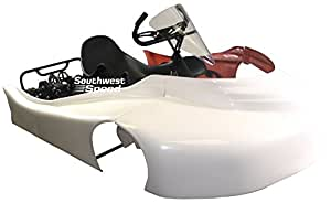 NEW ULTRAMAX DIRT KARTING XCEED RACING CHASSIS, XPERT PACKAGE, EXCEED GO KART, AIR PRO III BODY, MOTOR MOUNT, FULL PAN KIT, BRAKES, SEAT, STEERING WHEEL, BUMPERS, NERF BARS, PEDALS, AXLE, HUBS, AND MUCH MORE, EXPERT