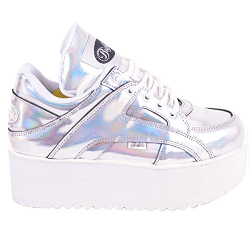 Shiny Buffalo Rainbow Multi 1330 Synthetic 6 Womens Pearl Shoes wqfFUqZX