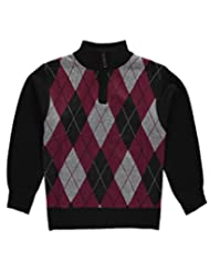 "American Legend Outfitters Little Boys' ""Homeroom"" Zip-Up Sweater"