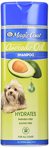Four Paws Four Paws Magic Coat Essential Oil Avacado Shampoo, 16 oz