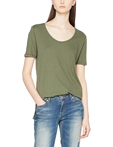 Deep Vert s Straight S G Hunter Raw R 8165 shirt T Dyv lt T Femme Wmn star A1Apyg
