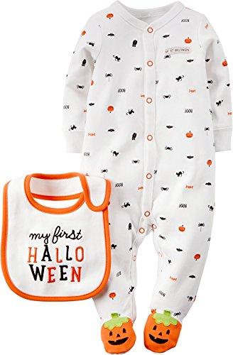 Carters Unisex Baby Halloween Sleep