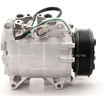 2004 - 2008 Acura TSX New AC Compressor With 1 Year Warranty
