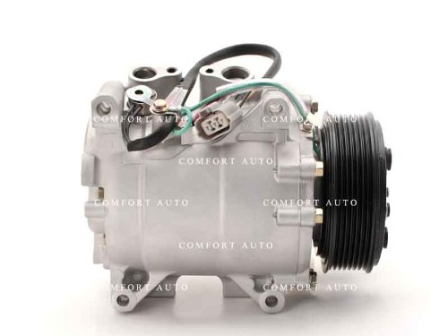 2004 - 2008 Acura TSX New AC Compressor With 1 Year Warranty (Acura Warranty Tsx)