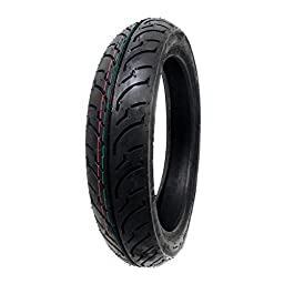 Tire 100/80-16 Tube Type Front/Rear Motorcycle Scooter Moped 100-80-16