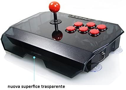 QanBa N1 -2014- THE THUNDER SERIES JOYSTICK FIGHTSTICK PC & PS3 ...
