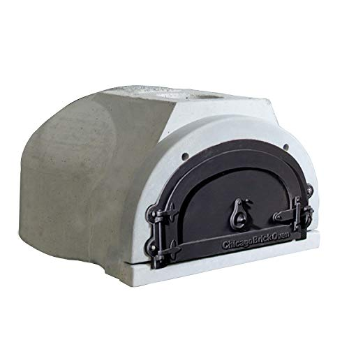 Chicago Brick Oven Residential Outdoor Pizza Oven Kit, CBO-500 DIY Kit ()