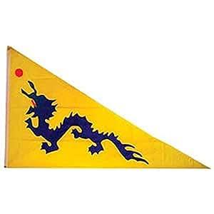 Dragón chino bandera 3pies x 5pies