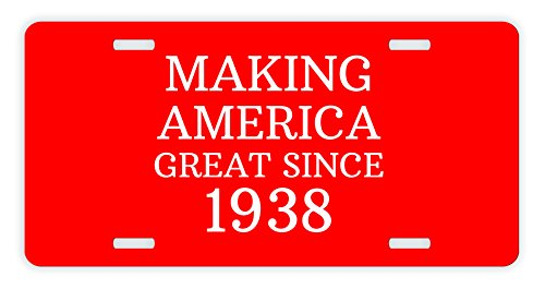 80th Birthday Gifts for Grandpa Making America Great