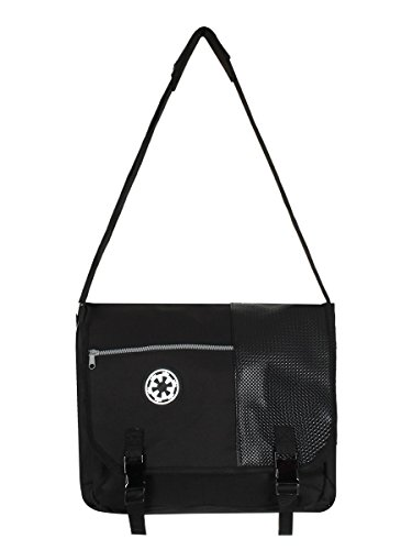 Star Wars Unisex Messenger Black