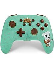 PowerA Animal Crossing Enhanced Wireless Controller for Nintendo Switch - K.K. Slider