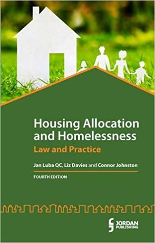 Housing Allocation and Homelessness: Law and Practice