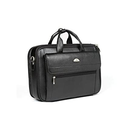 e70a1797db Leather Office Bag (Men)  Amazon.in  Bags
