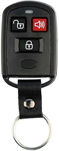 KeylessOption Keyless Entry Remote Car Key Fob Transmitter for Hyundai Elantra, Santa Fe (Hyundai Santa Fe For Sale By Owner)