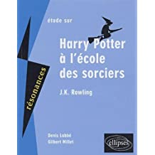 Étude sur J. K. Rowling, Harry Potter à l'école des sorciers