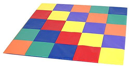 Childrens Factory Patchwork Crawly Mat by Children's Factory