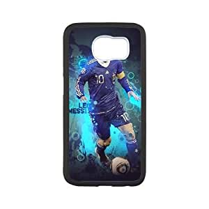 Lionel Messi_004 samsung galaxy s6 Cell Phone Case Black Protective Cover