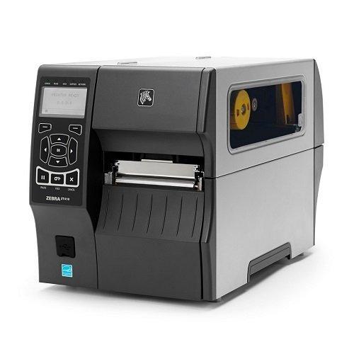 [ZT41043-T410000Z] Zebra ZT410 Thermal Transfer/Direct Thermal Printer(300DPI/Rewinder/Serial/Parallel/USB/Ethernet/Bluetooth)