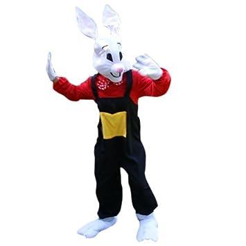 so billig Modern und elegant in der Mode heißer verkauf billig Hasen-Kostüm, Su22 Gr. L-XL, Hase Karnevalskostüm für Männer und Frauen,  Hasen-Kostüme für Fasching Karneval, als Karnevals- Fasnachts-Kostüm, ...