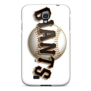 Fashion Case For Galaxy S4- San Francisco Giants Defender Case Cover