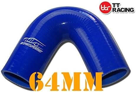 4/plis /à 135//° Silicone Coude connecteur cannel/é Turbo Tuyau darrosage