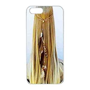 Iphone 5s Case,Hard PC Iphone 5s Protective Case for Ultimate Protect iphone 5s with hippie headband feathers