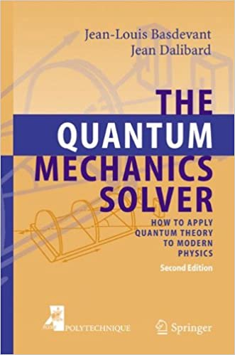 Amazon the quantum mechanics solver how to apply quantum the quantum mechanics solver how to apply quantum theory to modern physics softcover reprint of hardcover 2nd ed 2006 edition fandeluxe Gallery