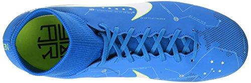 Nike Mode-sneakers 921506 Blauwe Baan Wit 400