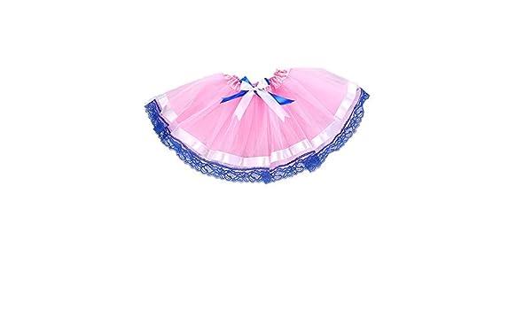 Xmiral Falda Tutu de Ballet para Niñas para Disfraz Carnaval con ...