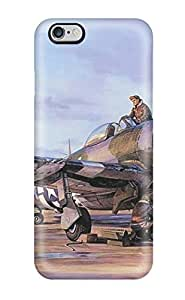HYqyMqI5777Oxfhe P-47 Thunderbolt Fashion Tpu 6 Plus Case Cover For Iphone by Maris's Diary