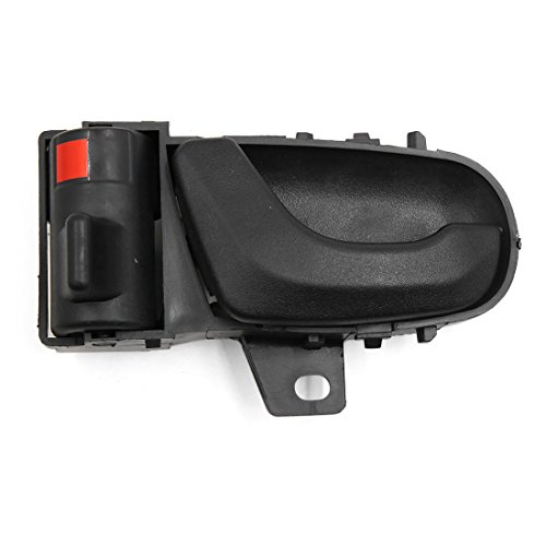 (Uxcell a17110200ux0293 8313065E005ES Left Driver Side Interior Inside Door Handle for 92-94 Geo Metro)