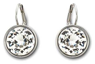 Swarovski Bella Pierced Earrings (Swarovski Bella Pierced Earrings)