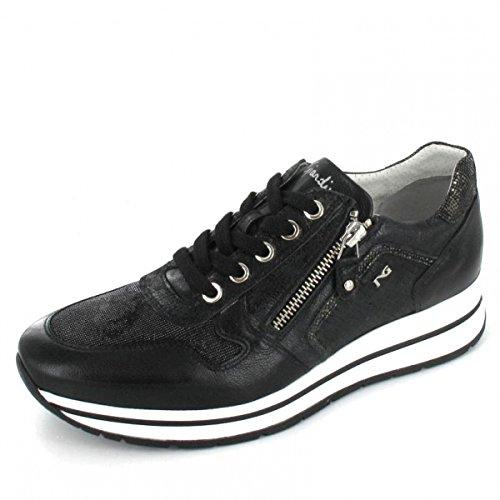 Nero Giardini Sneaker , Farbe: Schwarz
