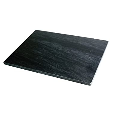 Black Marble Pastry Board