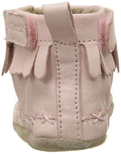 bébé Chaussures Clair 131 Naissance Rose Rose Mixte Robeez de Funkyshoe 8gqw5Xn1