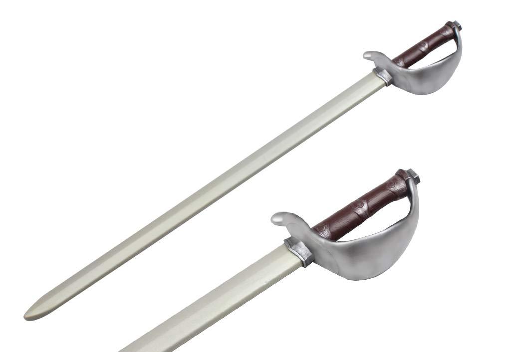 SparkFoam Real LARP Series Medieval Sword (38 1/4'' Pirate) by SparkFoam