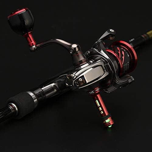 ゴメクサス (Gomexus) 48mm リール スタンド シマノ ダイワ スピニング リール 用 16 ストラディック CI4+ 15 ルビアス など ボディーキーパー アルミ製