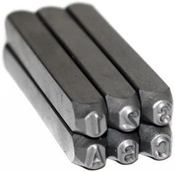 /6/ /Juego 36/piezas 0/ /9/y de la a a la Z en 4/ Impacto N/úmeros/ /10/mil/ímetros